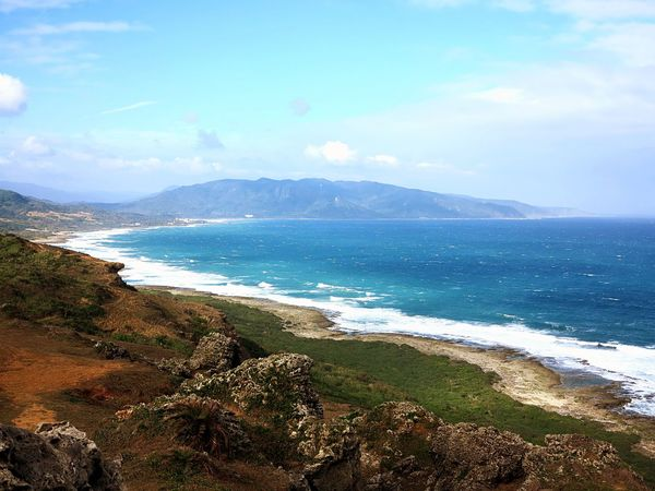 On the whales' trail ... breathtaking spot! Taiwan Kenting  Landscape View Ocean View Coast Panorama Vista Aqua Offcircuit