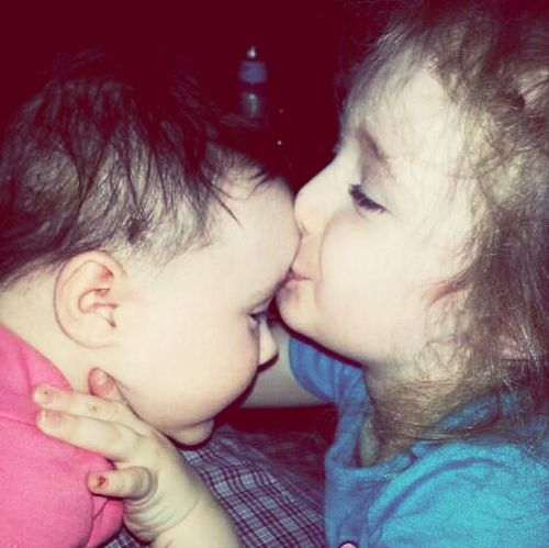 Giving Kisses