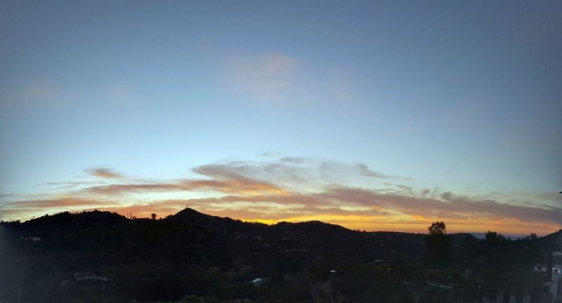 EyeEmNewHere Sunset Beauty In Nature