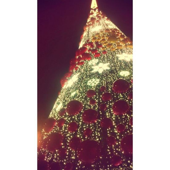 La felicidad de una época... Navidad TRC Plazamayor