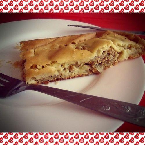 ОТЛЮБИМОЙ мясной пирог сЛюбовью