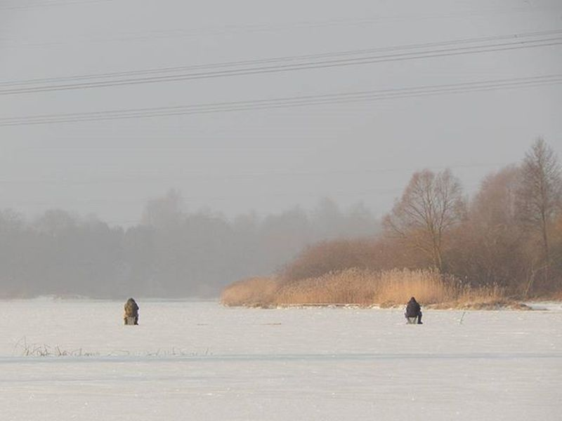 Ice anglers. Iceanglers Iceangler Iceangle Ice Angler Winter River DaugavaNature Naturephotography Kekava Latvija Latvia It's Cold Outside Showcase:January White Album Things I Like