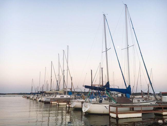 Cedar Mills-Lake Texoma, Texas First Eyeem Photo Lake Life Sailboat In Sunset Sailboat