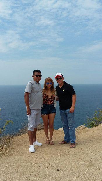 Con los Blassi Hernandez