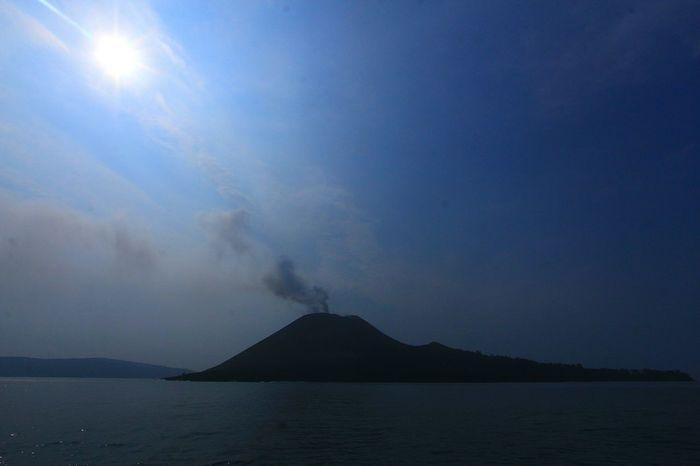 Indonesia Krakatau Lampung