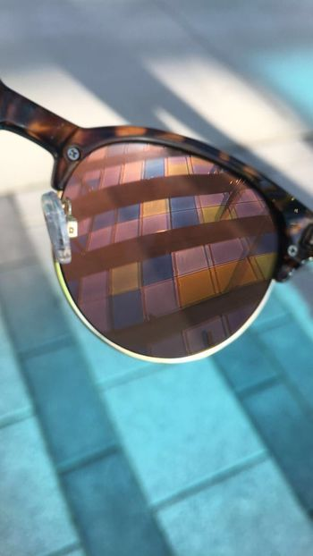 Aesthetics Reflection Sunglasses No People Close-up Day Outdoors