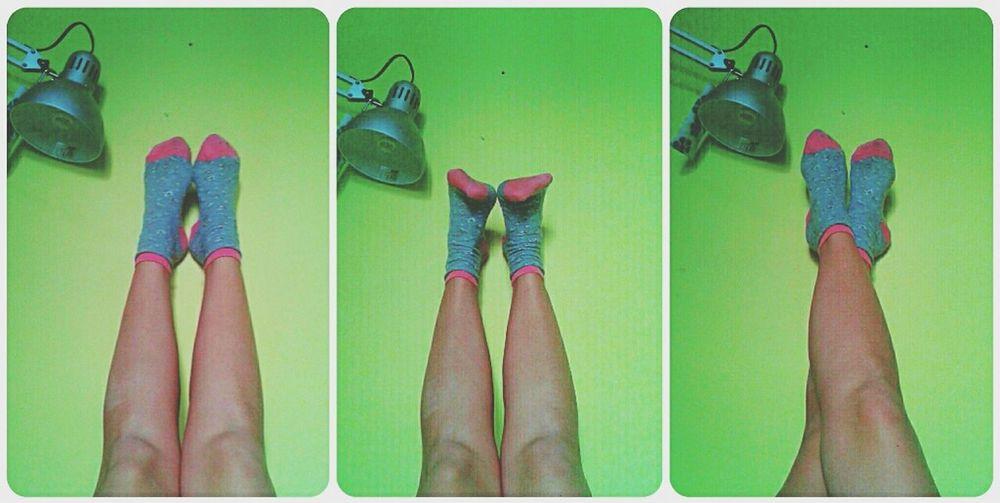 Legs Calzedonia Calcetines Green