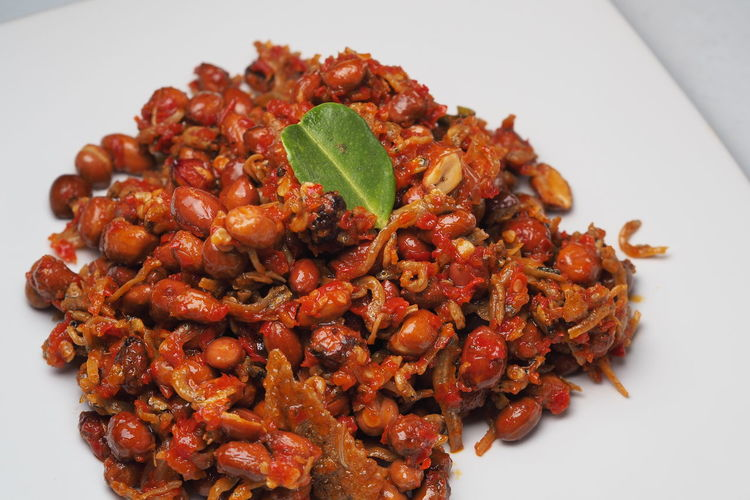 Teri Kacang EyeEm Selects Fried Savory Food Food No People Healthy Eating Close-up Day Food And Drink Ready-to-eat Terikacang
