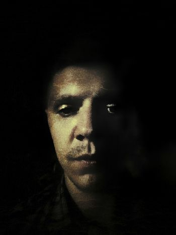 One Person Dark Black Background Mystery Portrait Nightphotography Misterious Lights Misterious Misterious Look Human Face