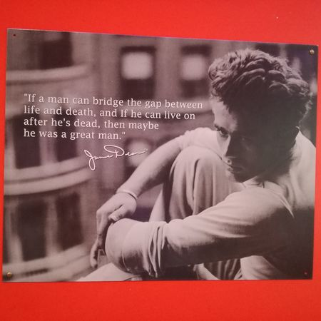 Jamesdean Jamesdeanbaby Life Death Lifeanddeath Greatman♥ Only Men Poster Wall Americangraffiti