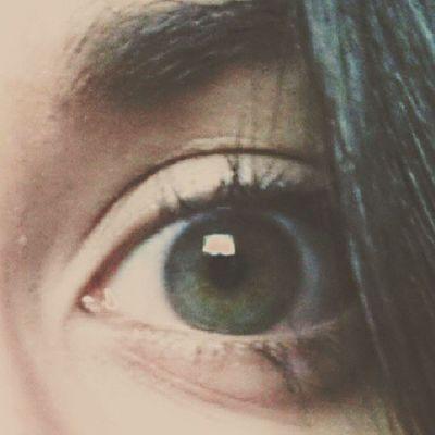 Green Eyes Love @naeewy