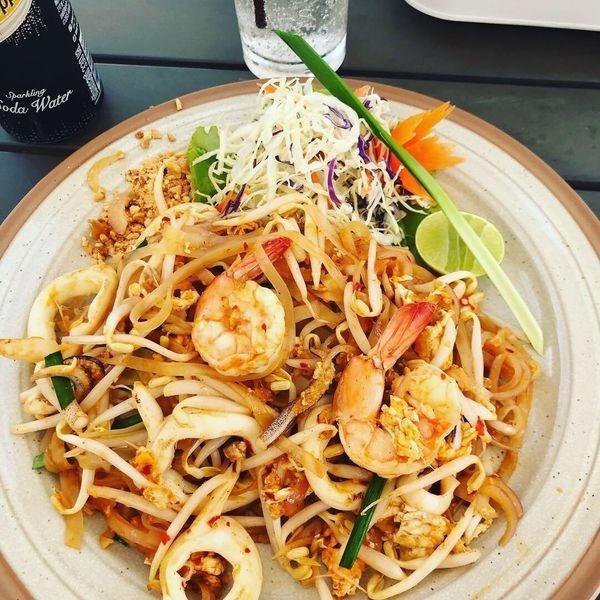 Pad Thai Experience Aroundtheworld Phuket Thailand Thailand Food Food Food And Drink Ready-to-eat Plate