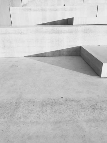 Steps And Staircases Staircase Steps Architecture No People Built Structure Day Indoors  Modern The Week On EyeEm Minimalism Blackandwhite