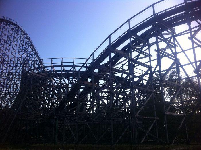 Theme Park Roller Coaster great weekend in the Heidepark Soltau :D