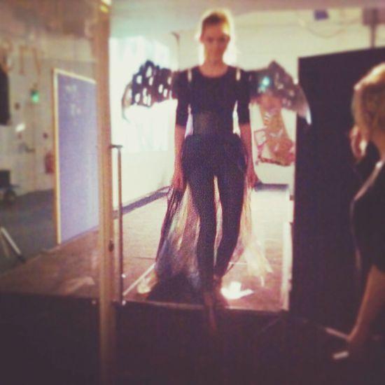 Futuristic Fashion Fashion Show Millfieldschool
