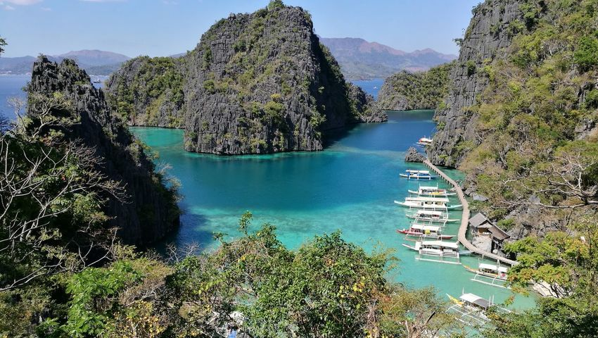 Love the view... love you... #coronpalawan #vacation #metime  #happyness #enjoy.