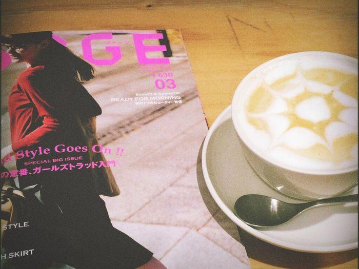 Cafe Reading
