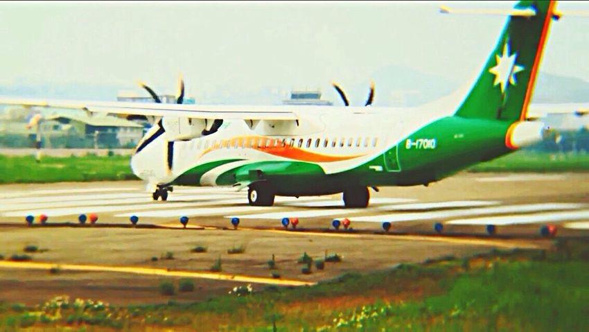 UNI AIR atr72-600 B-17010