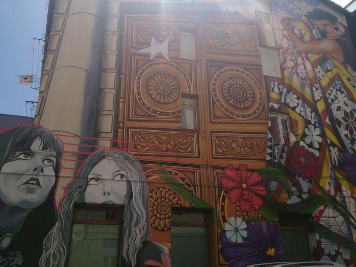 Graffiti in