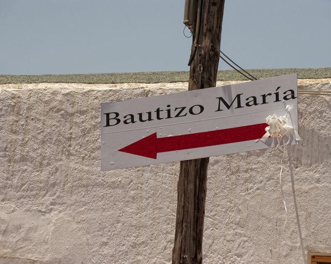 Bautismo Conceptual Conceptual Photography  Photographer Arturo Macias Street Signs