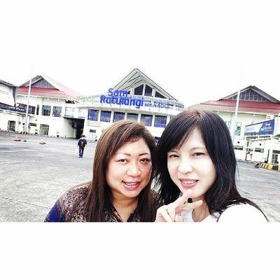 SAM RATULANGI MANADO AIRPORT 2014.05.08 Manado Airport INDONESIA 20140508
