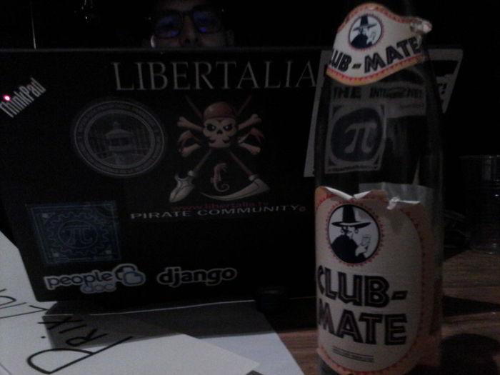 Libertalia & Clubmate