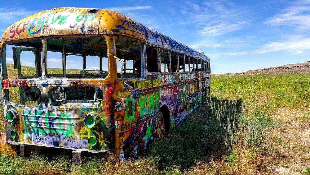 Feel The Journey Exploretocreate Pnw Paradise Upperleftusa Rei1440project Spraypaint Graffiti Art Coloroflife