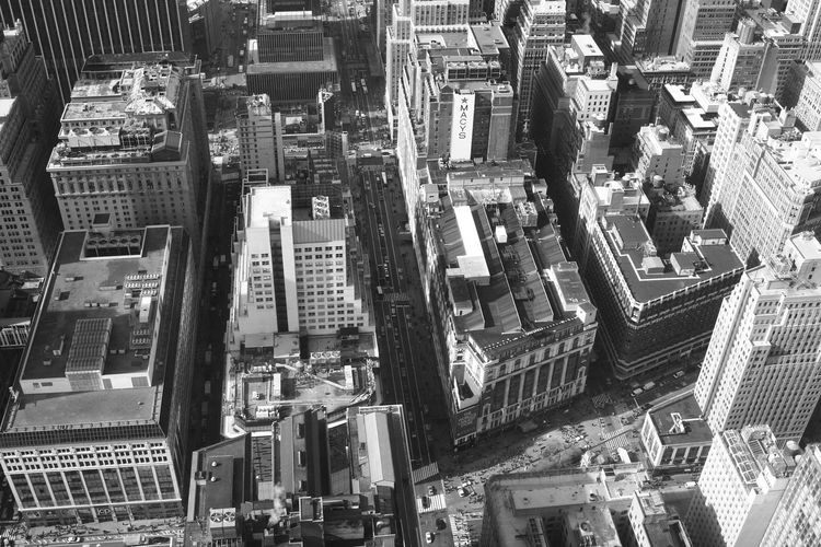 New-York from the empire state building Beautiful Urban Urban Geometry Urbanphotography New York New York City Blackandwhite Blackandwhite Photography Blackandwhite Perspective Vision Urbanjungle City Full Frame Architecture Office Building Cityscape High Rise Crowded Urban Skyline Tower Skyscraper Urban Scene Downtown Skyline Residential District Tall - High EyeEmNewHere