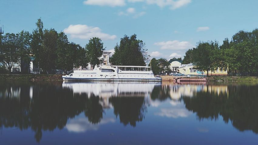 Mobilephotography EyeEm Selects Water Tree Lake Reflection Sky Architecture