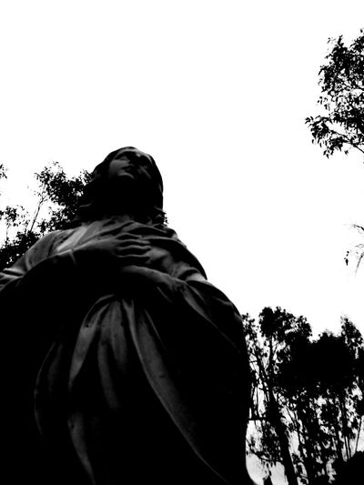 Blackandwhite Angel Solitude Silence Abandoned Places Solitary Place Statue Contrast Black & White Photography Chile Chilepaisajes Santa Cruz Been There. Been There, Done That Pic