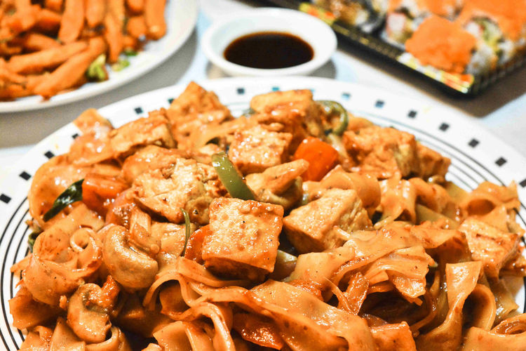 The Foodie - 2019 EyeEm Awards City Plate Close-up Food And Drink Noodles Chinese Food Chinese Takeout