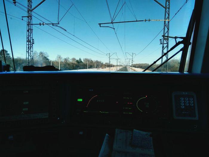 Rzd Ep2k Omsk РЖД омск эп2к Train first eyeem photo