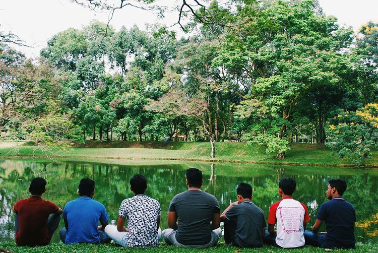 Taipingperak Lakegardentaiping TaipingBandarWarisan Visitmalaysia Hanging Out With Friends Beautiful Day