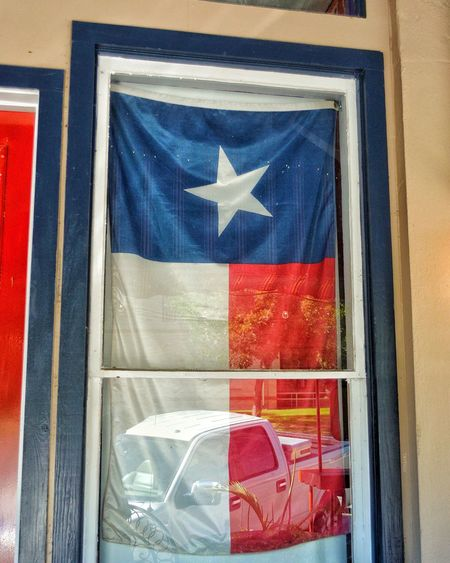 """""""Texas + Pickups = 😊"""" - Goliad, Texas Pickuptruck Photobydperry Texas Pickup Trucks Goliad Flag Multi Colored Patriotism Full Frame No People Close-up Outdoors Day Texasflag"""
