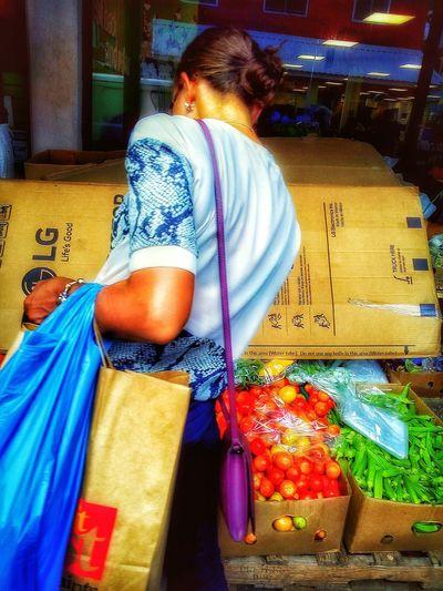 Casual Clothing Rear View Three Quarter Length Person Retail  Shopping ♡ Vending Freshness