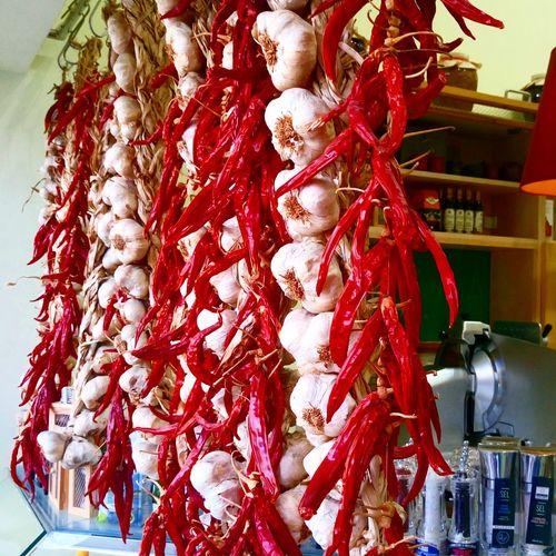 Red Hanging
