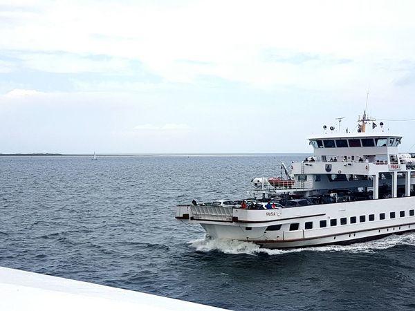 Frisia Fähre Nordsee