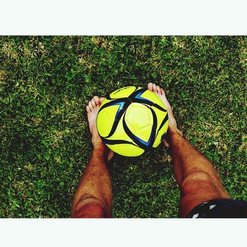 The Color Of Sport Soccer Green Grass Love Soccer