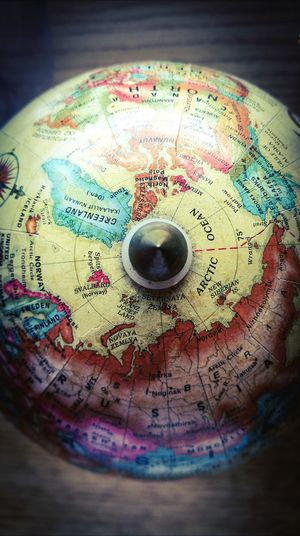 Earth Globe The World In My Sight Office Art From My Office Perspective The World We Live In Hope For Peace Home Pray Puerto Rico Caribbean Life Taking Pictures