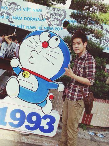 Throwback OneYearAgo Doraemon Lost Love