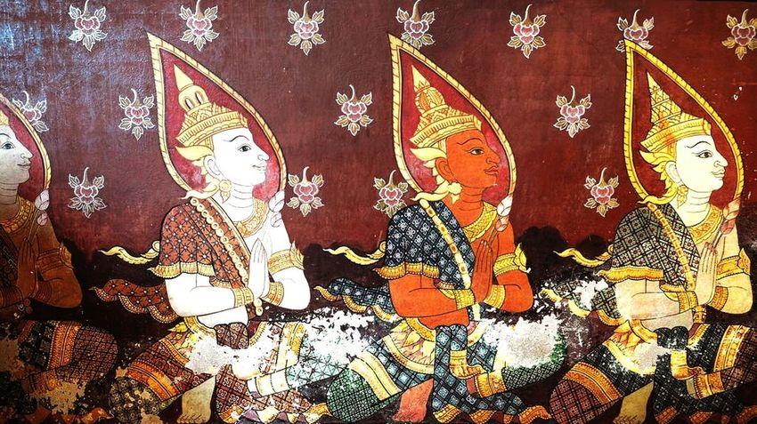 Line thai History Art Thailand Colors Picture Bangkok Line Thai OpenEdit