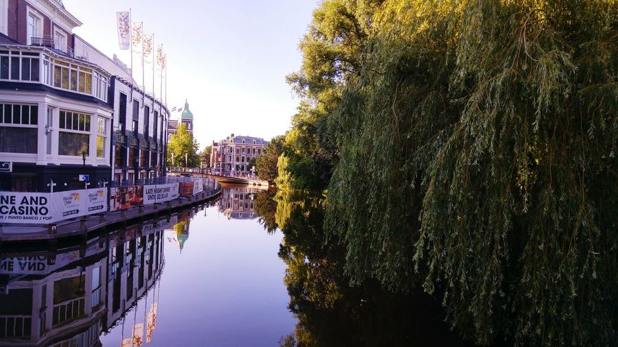 Amsterdam Leidseplein Canal Fridaymorning Fromwhereistand First Eyeem Photo