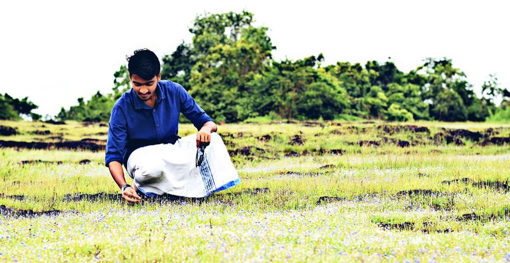 Most common in monsoon. Had A Nice One EyeEm Best Shots EyeEmNewHere EyeEm Nature Lover EyeEm Gallery Many More We Do IT Togather In Hand Flower Outdoor Onam Care Lover Newly Camera Traditional Clothing Mundu Sunglass  Greenery Blue Colorful One Man Only Adult Nature One Person Men People Fashion Stories The Portraitist - 2018 EyeEm Awards