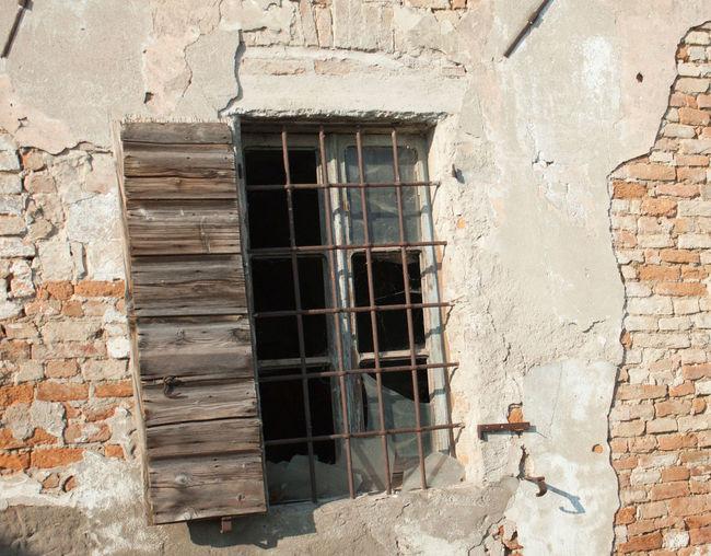Window abandoned ruin House, Old, Old, Broken, Old, Wall, Brick, Window, Abandoned, Ruin,