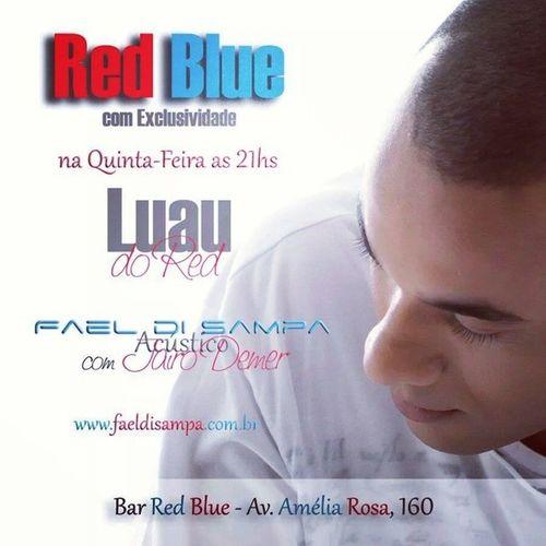 Toda Quinta-Feira às 21hs Redblue com Exclusividade Apresenta: LuauDoRed com Fael di Sampa e Jairo Demer Acústico. Não Percam! Muito PagodeDasAntigas , Mbp e Pop na Voz Suave e Romântica do Pretinho! BoraProRed FaeldiSampa JairoDemer BarRedBlue JúniorAmorim MúsicaDeQualidade Acústico Music Sound Som Maceió Alagoas Brasil AlagoasAcontece DivulgaAlagoas World Amazing Brazil Smile