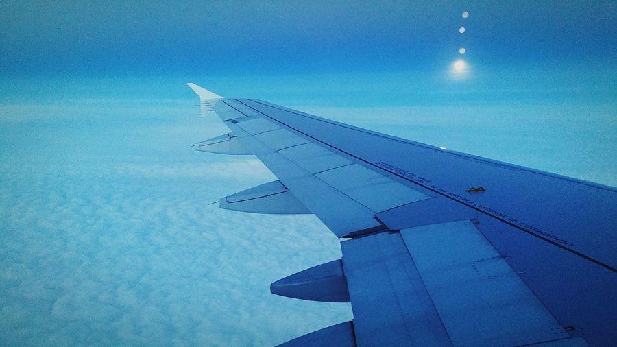 Travel Plane Plane Window