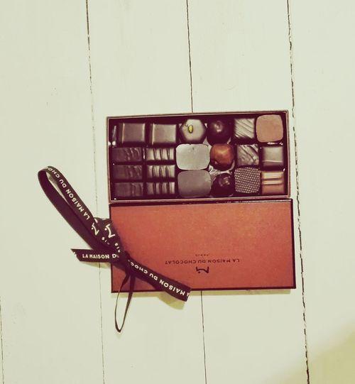 Chocolate♡ Readyforchristmas Like Pornfood Delicious ♡ Maisonduchocolat Food