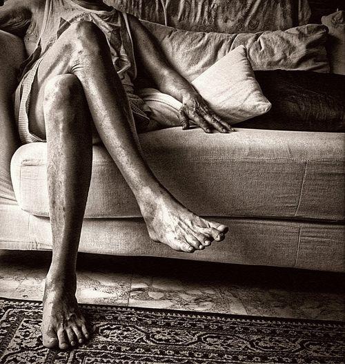 Sepia Solitude