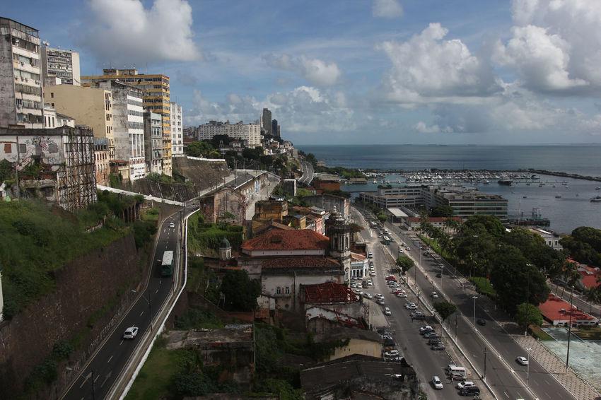 #Bahia #Brasil #Brazil #City #architecture #blueskye #buildings #harbour #nopeople #ocean Terminal #salvador #traveling Trough #italy #sanpeter #vatican #rome #urbanlandscape #urbanphotography #view First Eyeem Photo