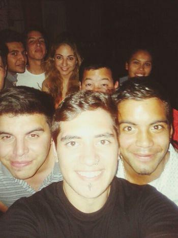 Another night with friends. GoodnightNightlife First Eyeem Photo Selfie